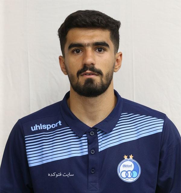 بیوگرافی زکریا مرادی فوتبالیست با عکس های شخصی