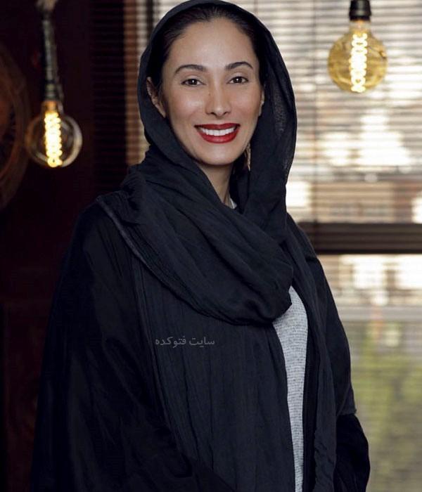 عکس و بیوگرافی سحر زکریا Sahar Zakaria بازیگر زن ایرانی