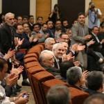 عکس های اهدای نشان پهلوانی به ظریف