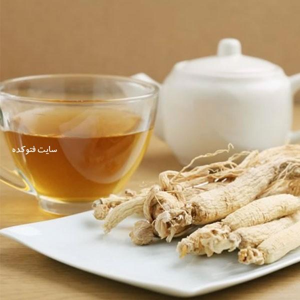 برای سرماخوردگی چه بخوریم چای جنسینگ