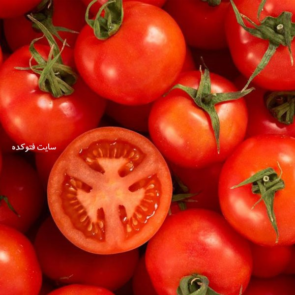 برای سرماخوردگی چه بخوریم گوجه فرنگی