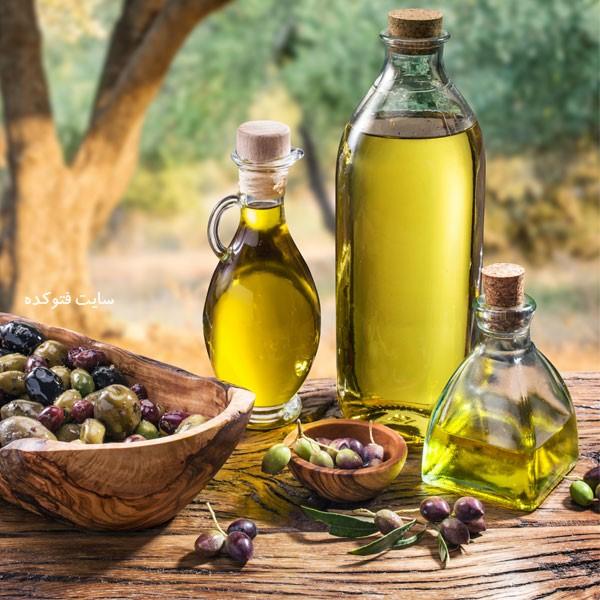 روغن زیتون خوراکی های مفید برای سرماخوردگی