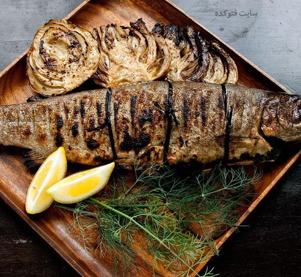برای جلوگیری از سرماخوردگی چه بخوریم با ماهی