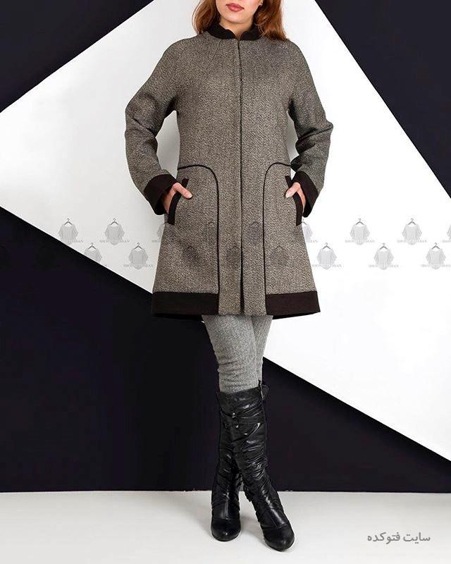 مدل مانتو 2018 زمستانی