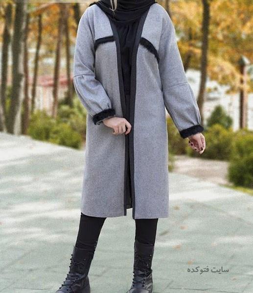 مدل مانتو زمستانی زنانه و دخترانه 2018