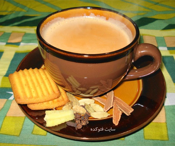 چای ماسالا نوشیدنی سرد برای زمستان