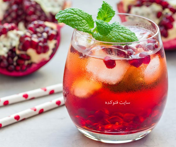 نوشیدنی سرد برای زمستان