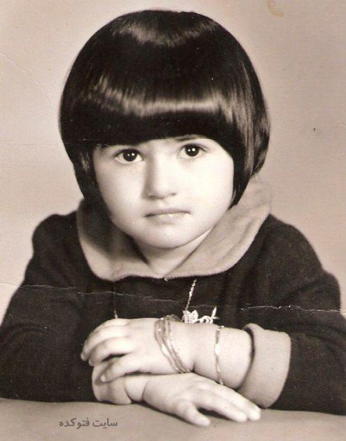 عکس ژاله صادقیان در کودکی + بیوگرافی کامل