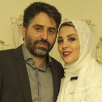 بیوگرافی ژیلا صادقی و همسرش محسن رجبی + زندگی شخصی