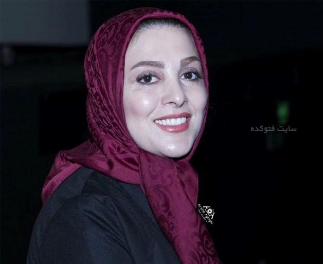 عکس و بیوگرافی ژیلا صادقی مجری و بازیگر زن