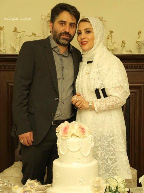عکس عروسی ژیلا صادقی با محسن رجبی + زندگی شخصی و خانوادگی