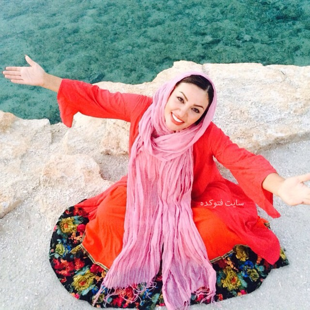 عکس و بیوگرافی زیبا بروفه بازیگر زن سریال هاتف