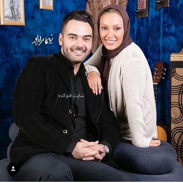 عکس زیبا بروفه و برادرش میلاد بروفه + زندگینامه