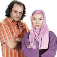 بیوگرافی زیبا بروفه و همسرش پیام صابری + زندگی جنجالی
