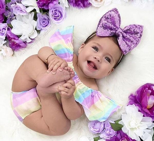 راه داشتن فرزند زیبا و خوشگل دختر و پسر