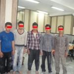 دستگیر داعشی های قلابی در تهران