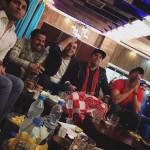 بیشعور خطاب کردن علی ضیا توسط امیر تتلو