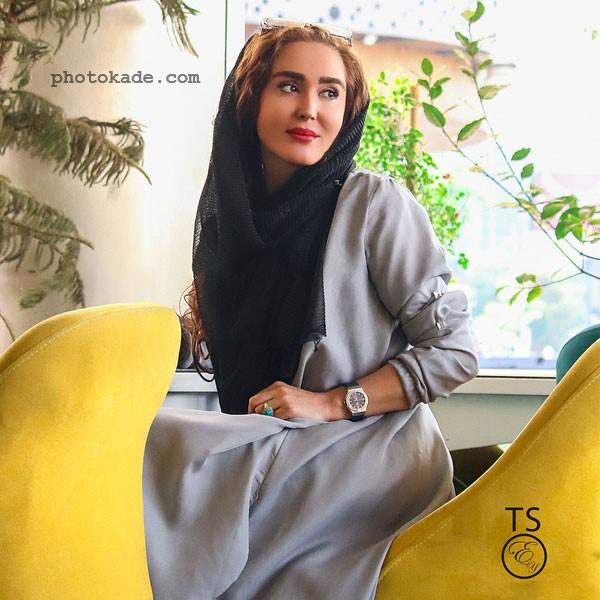 عکس و بیوگرافی زهره فکور صبور بازیگر و مدل ایرانی