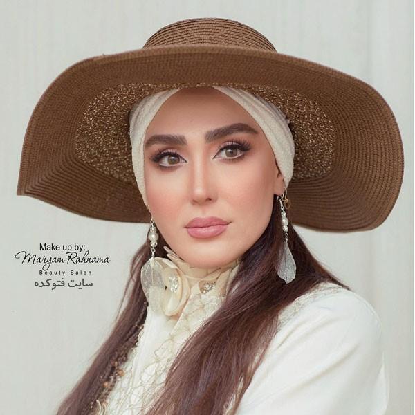 عکس مدلینگ زهره فکور صبور Zohreh Fakoor-Saboor
