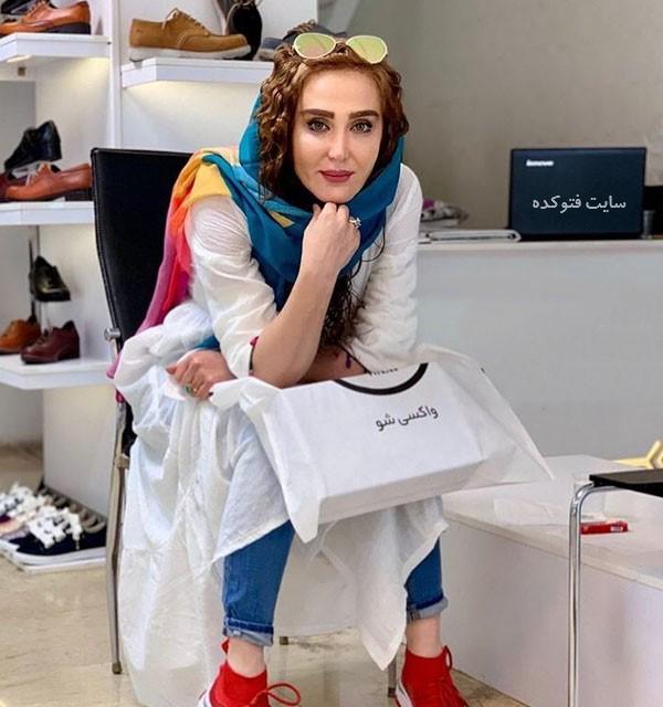 بیوگرافی زهره فکور صبور Zohreh Fakoor-Saboor با عکس جدید