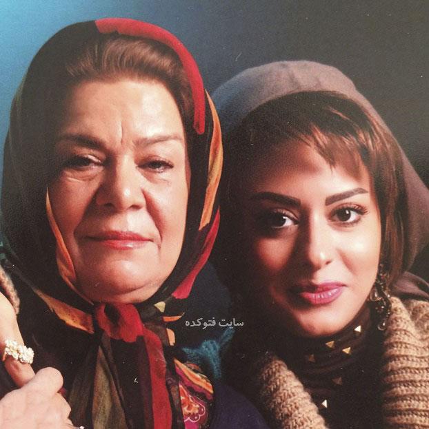 عکس های زهره صفوی و دخترش زهرا + بیوگرافی کامل